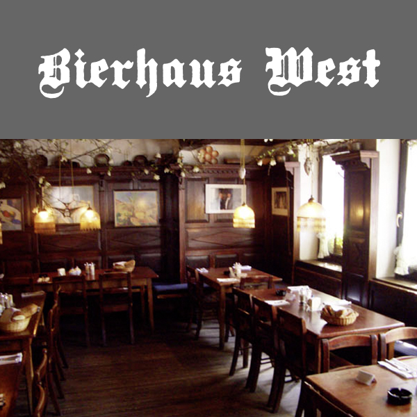 Bierhaus West Stuttgart Website